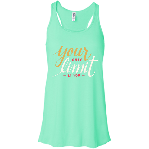 Your Only Limit Is You, Apparel  | Evan Mila - EvanMila.com