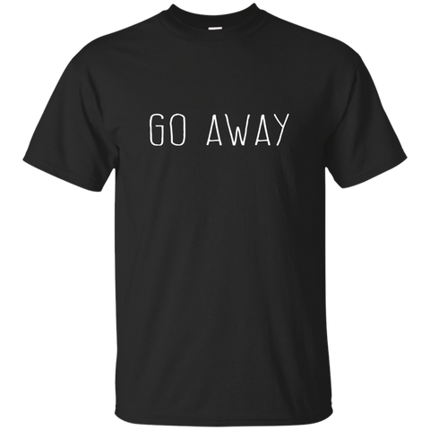 Go Away, Apparel  | Evan Mila - EvanMila.com