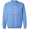 I Hope You Step On A Lego, Apparel  | Evan Mila - EvanMila.com