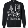 Getting Lit This Christmas Sweater, Sweatshirts  | Evan Mila - EvanMila.com