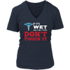 Image of Limited Edition - If It's Wet And Isn't Yours-NURSE, Unisex Shirt  | Evan Mila - EvanMila.com