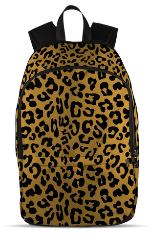 Leopard Skin, All Over Backpack  | Evan Mila - EvanMila.com