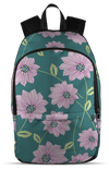 Floral Flowers 2, All Over Backpack  | Evan Mila - EvanMila.com