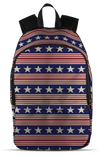 Eagle & Flag, All Over Backpack  | Evan Mila - EvanMila.com