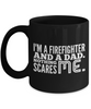 Image of Proud Firefighter Dad