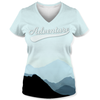 Adventure Mountains Shirt, Sublimation Unisex T-shirts  | Evan Mila - EvanMila.com
