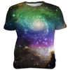 Galaxy, Sublimation Unisex T-shirts  | Evan Mila - EvanMila.com