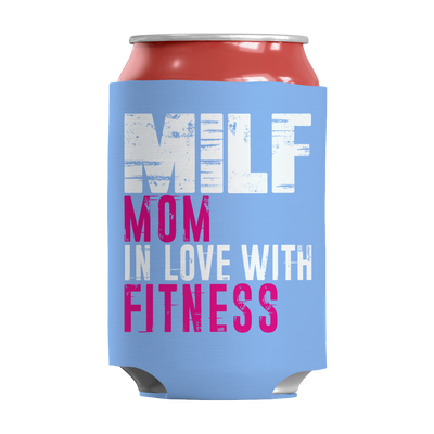 Limited Edition - MILF Mom In Love With Fitness, Can Wraps  | Evan Mila - EvanMila.com