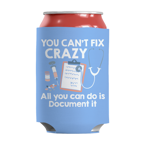 Limited Edition - Document Crazy, Can Wraps  | Evan Mila - EvanMila.com