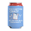 Image of Limited Edition - Document Crazy, Can Wraps  | Evan Mila - EvanMila.com