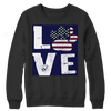Image of Limited Edition - Love Dog, Crewneck Fleece  | Evan Mila - EvanMila.com