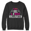Limited Edition -  This Girl Loves Halloween, Crewneck Fleece  | Evan Mila - EvanMila.com