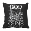 Image of Limited Edition - God Guts Guns, Pillow Cases  | Evan Mila - EvanMila.com