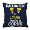 Image of Limited Edition - Halloween Makes Me So Corny ( version 2), Pillow Cases  | Evan Mila - EvanMila.com