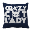 Limited Edition - Crazy Cat Lady, Pillow Cases  | Evan Mila - EvanMila.com