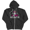 Limited Edition -  This Girl Loves Halloween, Zipper Hoodie  | Evan Mila - EvanMila.com