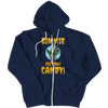 Image of Limited Edition - Gimme All Your Candy!, Zipper Hoodie  | Evan Mila - EvanMila.com