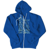 Image of Limited Edition - Yes Actually The World Does Revolve Around My Dogs, Zipper Hoodie  | Evan Mila - EvanMila.com