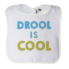 Drool Is Cool, Bibs  | Evan Mila - EvanMila.com