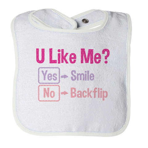 You Like Me ? - 1, Bibs  | Evan Mila - EvanMila.com