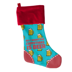All I Want Beer, Stockings  | Evan Mila - EvanMila.com