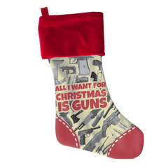 All I Want Guns, Stockings  | Evan Mila - EvanMila.com