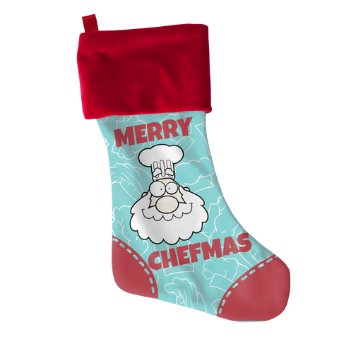 Chefmas, Stockings  | Evan Mila - EvanMila.com