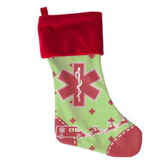 EMT Xmas, Stockings  | Evan Mila - EvanMila.com