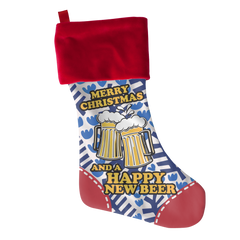 Happy New Beer, Stockings  | Evan Mila - EvanMila.com