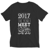 Limited Edition - 2017 The year I meet my baby girl, Unisex Shirt  | Evan Mila - EvanMila.com