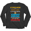 Image of Limited Edition - # 1 Dog Mom, Unisex Shirt  | Evan Mila - EvanMila.com
