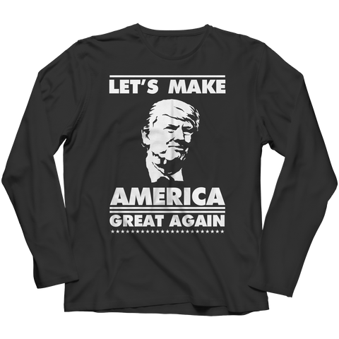 Limited Edition - Let's Make America Again, Unisex Shirt  | Evan Mila - EvanMila.com