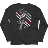 Firefighter Exclusive Thin Red Line, Unisex Shirt  | Evan Mila - EvanMila.com