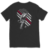 Image of Firefighter Exclusive Thin Red Line, Unisex Shirt  | Evan Mila - EvanMila.com