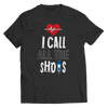 Image of I Call All the Shots 1, Unisex Shirt  | Evan Mila - EvanMila.com
