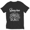 Image of Heaven Is Where All The Dogs You've Ever Loved Run To Greet You, Unisex Shirt  | Evan Mila - EvanMila.com