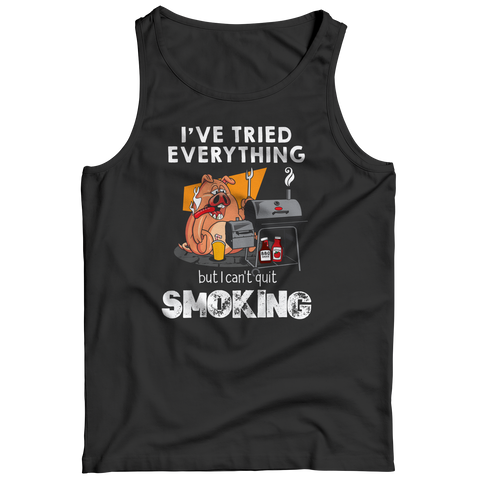 I've tried everything but I can't quit smoking, Unisex Shirt  | Evan Mila - EvanMila.com