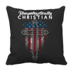 Unapologetically Christian, Pillow Cases  | Evan Mila - EvanMila.com