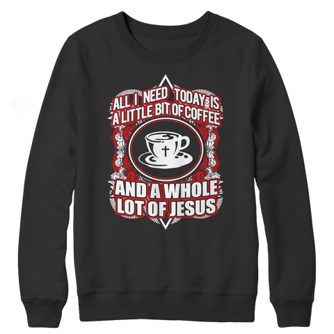 Love Coffee Jesus, Unisex Shirt  | Evan Mila - EvanMila.com