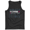 Image of Fitness  Is My Lifestyle, Unisex Shirt  | Evan Mila - EvanMila.com