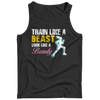 Image of Train Like A Beast Look Like A Beauty, Unisex Shirt  | Evan Mila - EvanMila.com