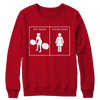 Image of My Mom Your Mom, Crewneck Fleece  | Evan Mila - EvanMila.com
