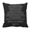Jesus Is Lord, Pillow Cases  | Evan Mila - EvanMila.com