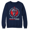 Image of Bustin Out Windows, Crewneck Fleece  | Evan Mila - EvanMila.com
