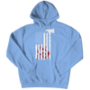 Image of Firefighter Axe Flag, Hoodie  | Evan Mila - EvanMila.com
