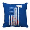 Image of Firefighter Axe Flag, Pillow Cases  | Evan Mila - EvanMila.com