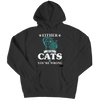 Image of Either You Like Cats Or You're Wrong, Unisex Shirt  | Evan Mila - EvanMila.com