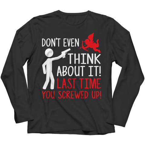 Limited Edition - Cupid Screwed up!, Unisex Shirt  | Evan Mila - EvanMila.com