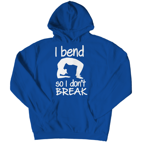 Limited Edition - I Bend So I Don't Break, Unisex Shirt  | Evan Mila - EvanMila.com