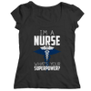 Image of I'm A Nurse  Super Power 2  - Unisex Shirt, Unisex Shirt  | Evan Mila - EvanMila.com